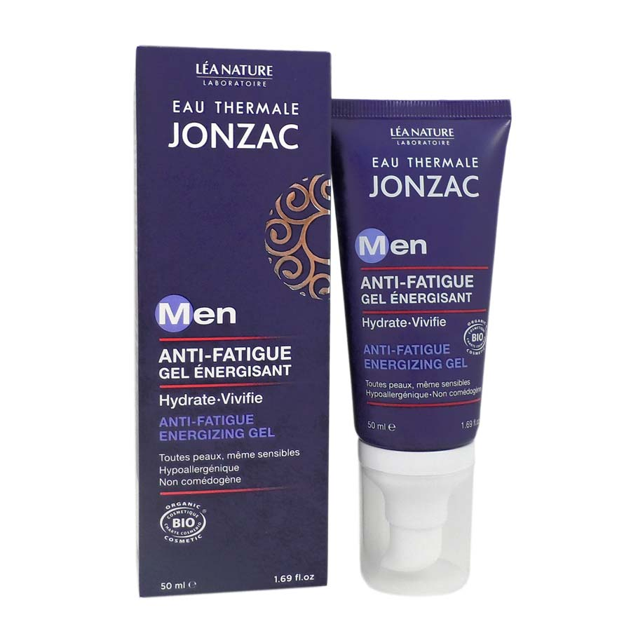 gel énergisant Men anti-fatigue Jonzac